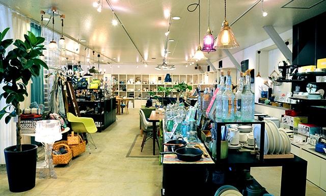 MARGINAL 広島 店舗