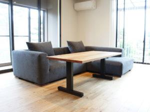 リノベーションしたご自宅に家具をお届け・・・。